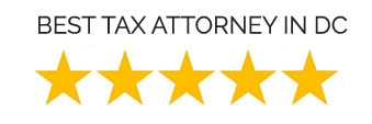 Best DC Tax Attorney